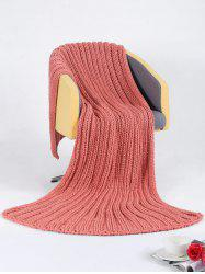 Chunky Knitted Super Large Throw Blanket