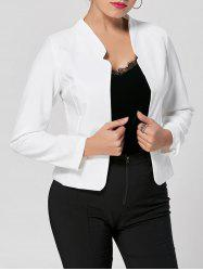 Long Sleeve Cropped Blazer -