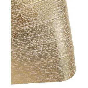 Metallic Night Out Bandage Dress -