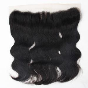 3Pcs / Lot 5A Partie sans remy Plein corps Wave Indian Indian Human Hair Weave - Naturel Noir 20pouces*22pouces*24