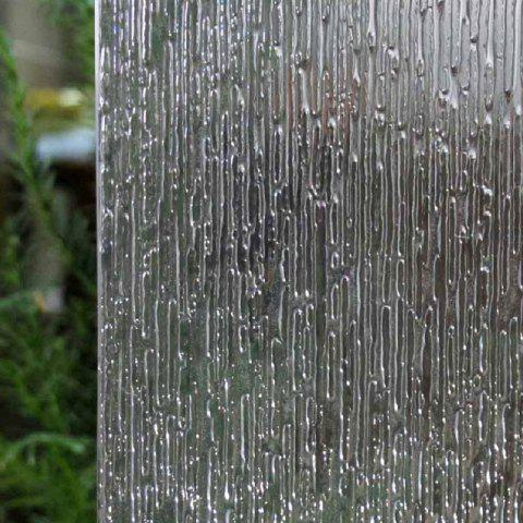 38 Off Electrostatic Rain Pattern Window Glass Wall