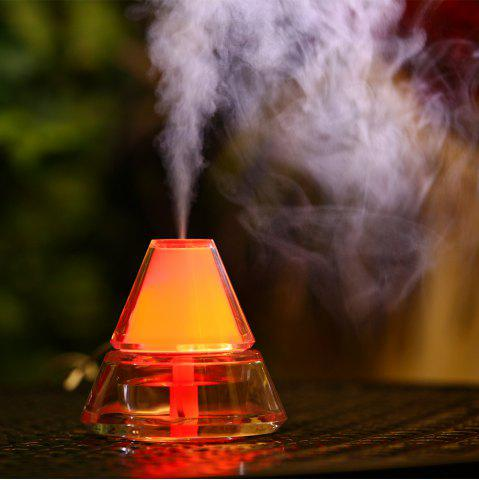 Fancy Iceberg Air Humidifier With Color Changing LED Light