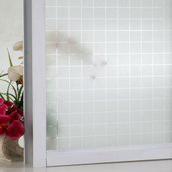 Electrostatic Window Glass Frosted Wall Sticker