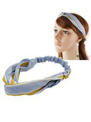 Striped Multiuse Elastic Hair Band -