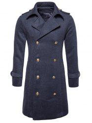 Double Breasted Peacoat -