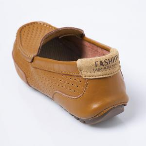 Slip On Hollow Out Casual Shoes - Jaune 40