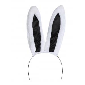 Costume sexy d'Halloween Bunny - Noir TAILLE MOYENNE