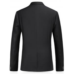 One Button Business Blazer Twinset -