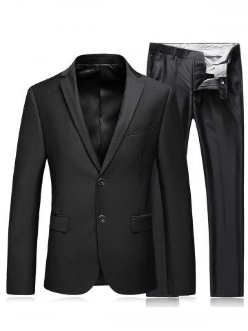 Unique Single Breasted Business Blazer Twinset