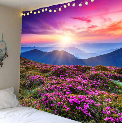 Store Lavender Pattern Wall Art Tapestry