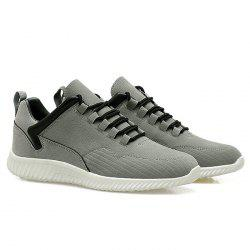 Low Top Tie Up Athletic Shoes