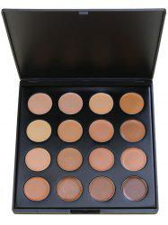 6 Colours Concealer Palette Kit -