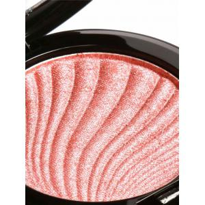 Shimmer Metallic Highlighter Powder Palette -