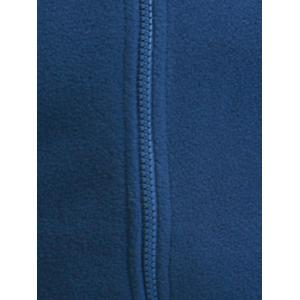 Zip Pockets Warm Fleece Jacket -