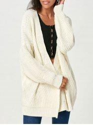 Chunky Sweater Cardigan -
