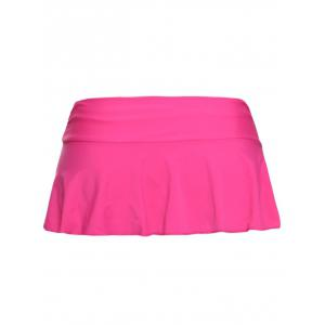 Scrunch Skirted Swimming Bottom - Frutti de Tutti 2XL