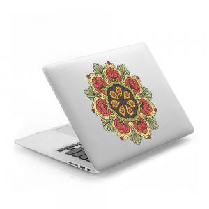 Retro Graphic Pattern Laptop Case for MacBook -