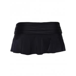 Scrunch Skirted Swimming Bottom -