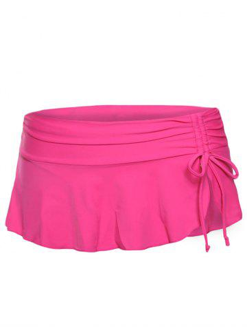 Fashion Scrunch Skirted Swimming Bottom