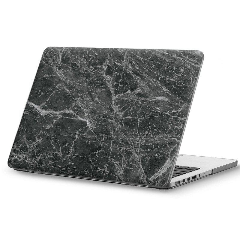 Store Marble Printed Protective Case for MacBook