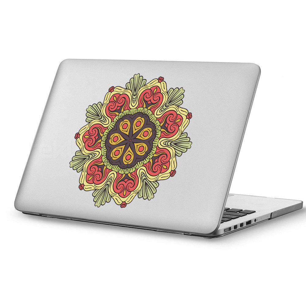 Outfit Retro Graphic Pattern Laptop Case for MacBook