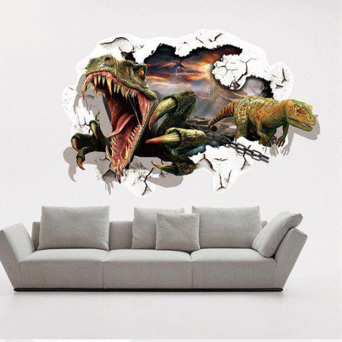 Buy Dinosaurs Printed Home Decor Wall Sticker
