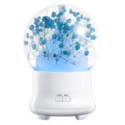 Humidificateur à air Eternal Flower Aroma Ultrasonic Mist Maker -