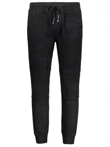 Pantalon de jogging Noir 4XL