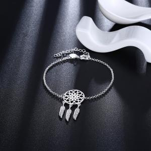 Bracelet de la chaîne de charme Dream Catcher -