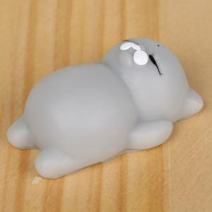 3Pcs Cat Shape Squeeze Stress Relief Squishy Toys -