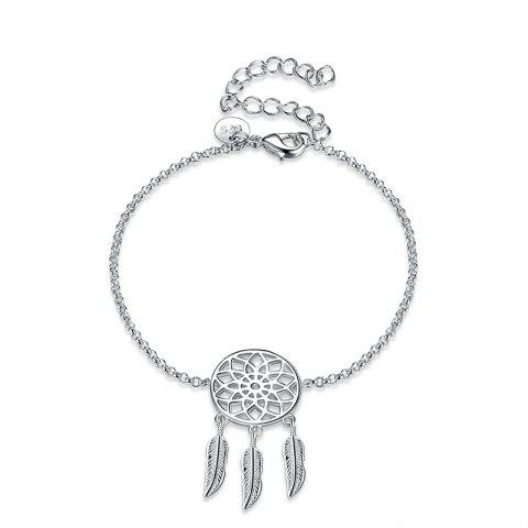 Bracelet de la chaîne de charme Dream Catcher