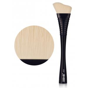 1PCS Makeup Irregular Fluffy Blush Brush - Bleu Foncé