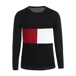 Pull Homme Color Block -