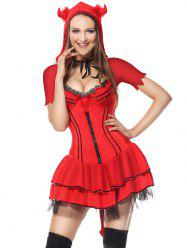 Costume Classic Cosplay Devil -