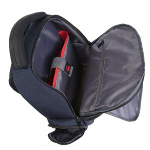 Sac à dos pour ordinateur portable Multi Zippers Top Handle -