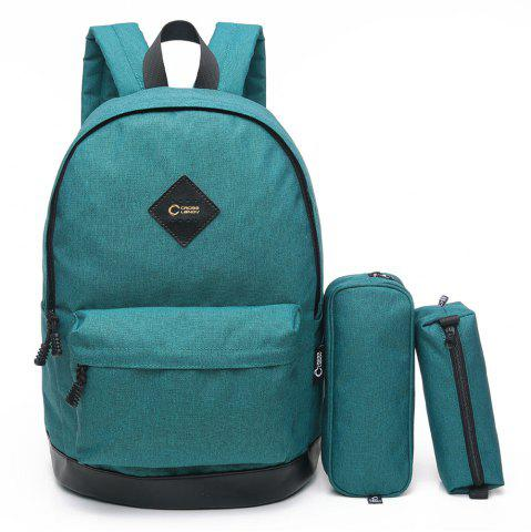 Shops Pencil Bags and Padded Strap Backpack COASTAL VERTICAL