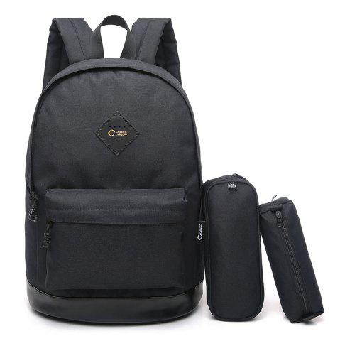 Outfit Pencil Bags and Padded Strap Backpack
