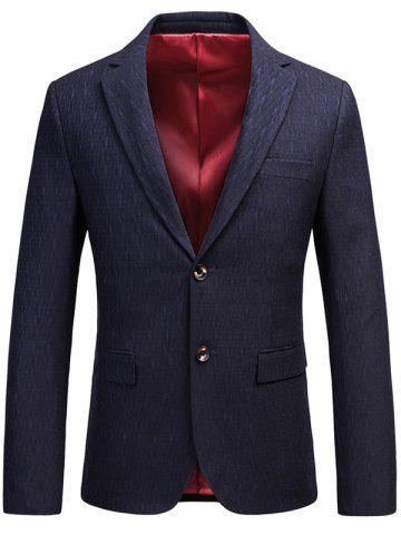 Sale Lapel Collar Single Breasted Business Blazer