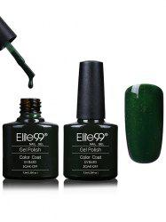 Elite99 Soak Off Blues and Greens Shellac Gel Nail Polish -