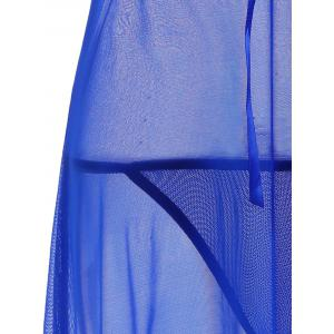 Mesh See Through Cami Babydoll -