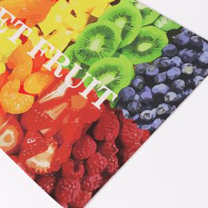 Fruit Print Table Linen Decorative Placemat -