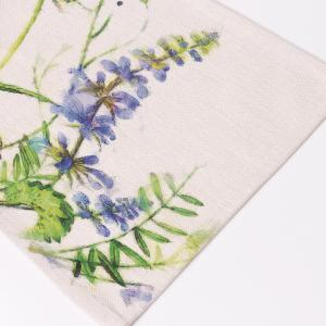 Dining Decor Plant Heat Insulated Placemat -