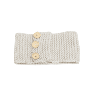 Crochet Warm Button Bande élastique -