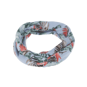 Leaf Print Multiuse Elastic Hair Band -