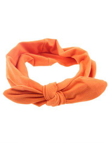 Shop Bows Multiuse Colored Elastic Hair Band