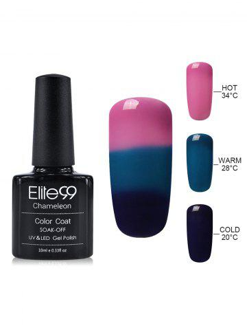 Elite99 Chameleon Temperature Color Changing Gel Vernis à ongles 10ML 02#