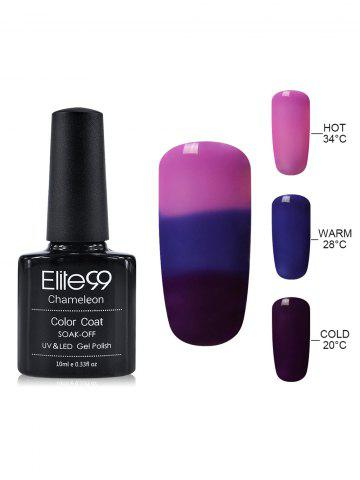Trendy Elite99 Chameleon Temperature Color Changing Gel Nail Polish 10ML