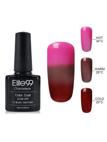 Online Elite99 Chameleon Temperature Color Changing Gel Nail Polish 10ML