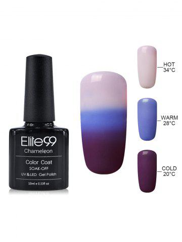 Fancy Elite99 Chameleon Temperature Color Changing Gel Nail Polish 10ML