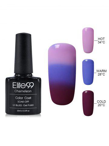 Elite99 Chameleon Temperature Color Changing Gel Vernis à ongles 10ML